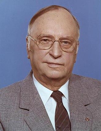 Bietigheim-Bissingen - Kurt Hager 1984