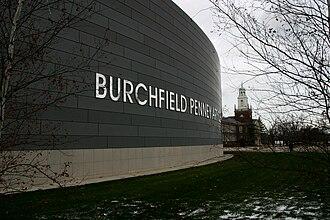 Burchfield Penney Art Center - New Burchfield Penney Art Center