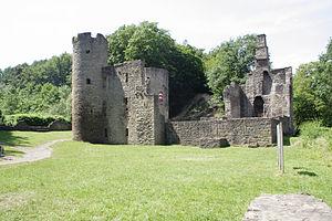 Hardenstein Castle - Hardenstein in 2006