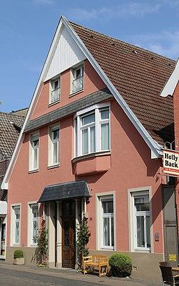 Steinstraße in Steinfurt