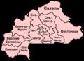 Burkina Faso Regions (ru).png