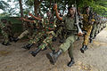 Burundi peacekeepers prepare for next rotation to Somalia, Bjumbura, Burundi 012210.jpg