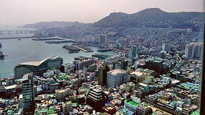 Busan Cooperative Fish Market - Busan Cooperative Fish Market in Busan's South Harbor (Nam-hang)