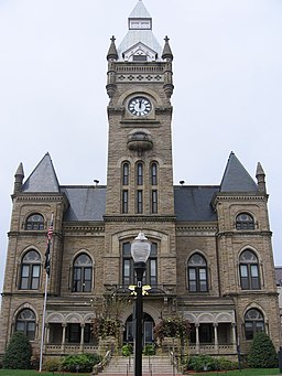 Butler Countys domstolhus.
