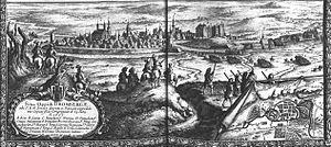 Bydgoszcz 1657 sztych E Dalhberga