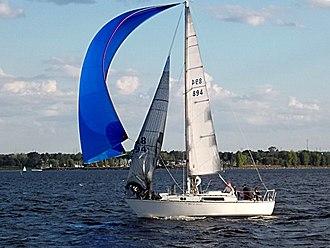 C&C Yachts - C&C 27 Mark 3