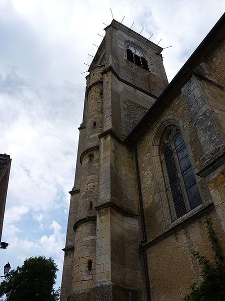 Église de Châtel-Censoir (Classé)