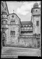 CH-NB - Brig, Stockalperschloss, Fassade, vue partielle - Collection Max van Berchem - EAD-7593.tif