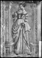 CH-NB - Stein am Rhein, Kloster Sankt-Georgen, Wandmalerei, vue partielle - Collection Max van Berchem - EAD-6993.tif