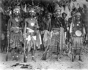 Amarasi - Raja of Amarasi.