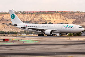 Orbest - Former Orbest Airbus A330-200