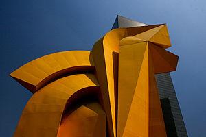Sebastián (sculptor) - Cabeza de Caballo in México City.