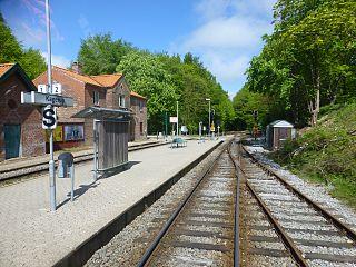 Kagerup station