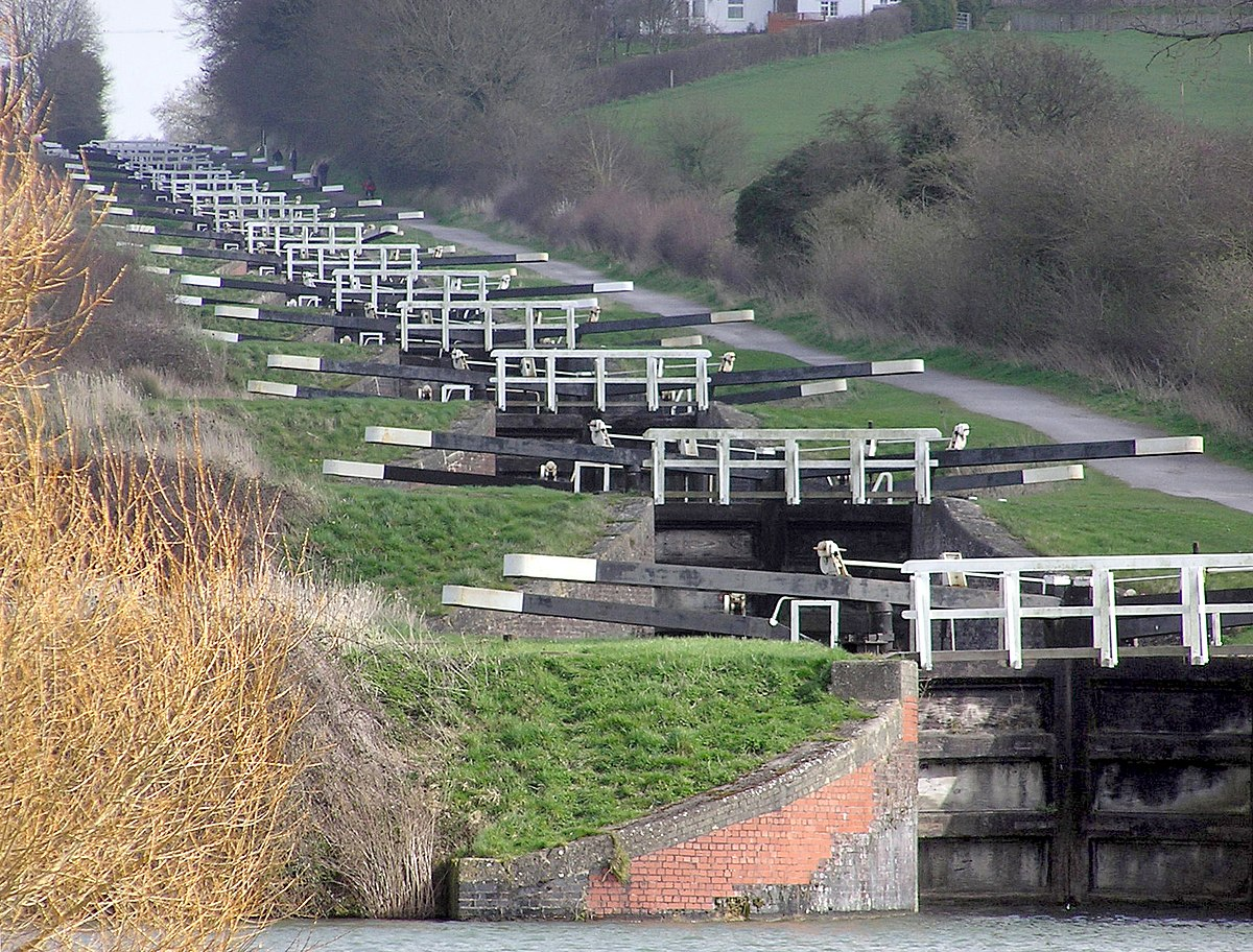 List of locks on the Kennet and Avon Canal - Wikipedia