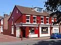 Café on Birkenhead Road, Seacombe.JPG
