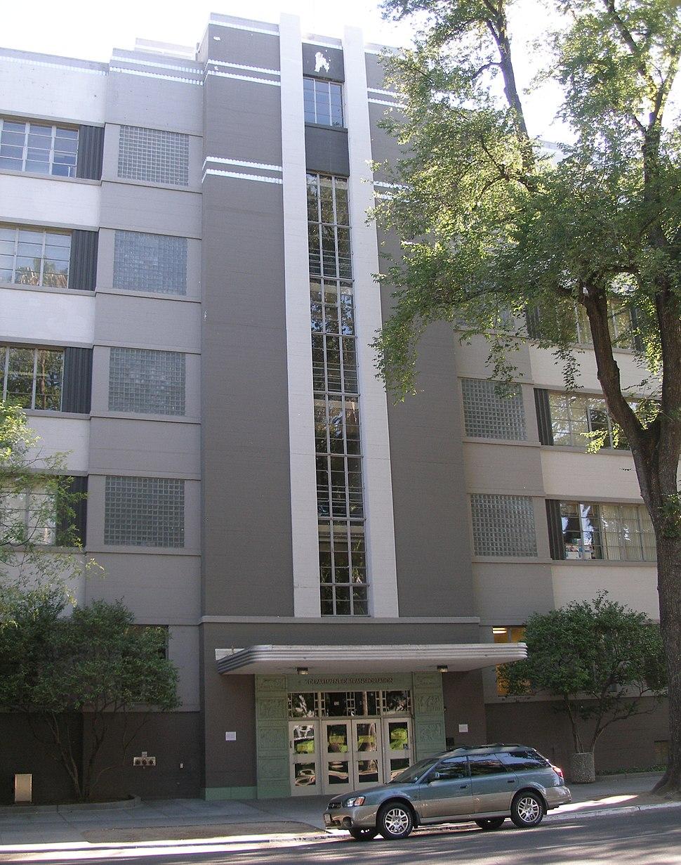 CalTrans headquarters