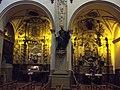 Calatayud - San Juan el Real - Capillas laterales.JPG