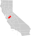 California county map (Stanislaus County highlighted).svg