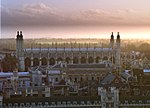Cambridge Colleges und The Backs