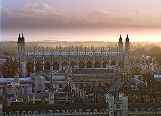 Michał Kalecki - Trinity College, Cambridge