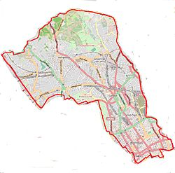 Parks And Open Spaces In The London Borough Of Camden Wikipedia