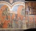 Camera della castellana di vergy, ciclo pittorico, 1350 circa 18,1.JPG