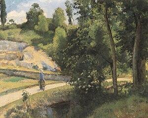 The Quarry, Pontoise