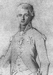 Camillo Marcolini im Jahr 1780 (Quelle: Wikimedia)
