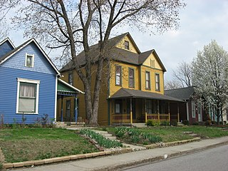 Ransom Place Historic District