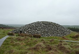 Camster Round Cairn.