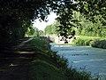 Canal d'Orléans, écluse Sainte Catherine. Châlette-sur-Loing, France. - panoramio.jpg