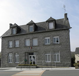 Canihuel (22) Mairie 01.JPG
