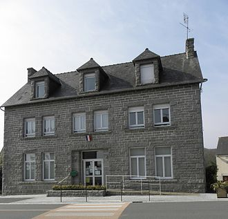 Canihuel - Town hall