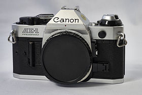 Image illustrative de l'article Canon AE-1 Program