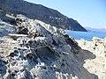 Cap Corse - Nonza - beach rocks - panoramio.jpg