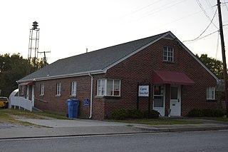 Capron, Virginia Town in Virginia, United States