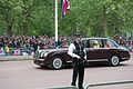 Car Queen Elizabeth II wedding Prince William Kate Middleton.jpg