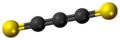 Carbon subsulfide 3D ball.png