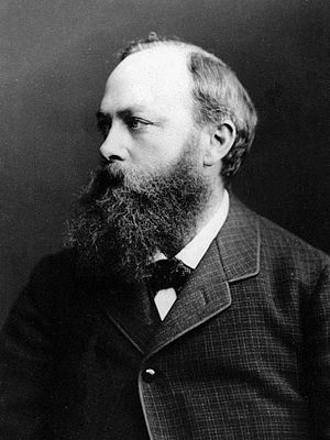 Carl Gräbe - Carl Gräbe in the 1890s