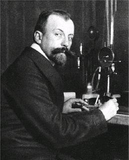 Carl Harries German chemist