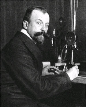 Carl Harries - Image: Carl Harries ca 1906 Kiel