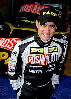 Carlos Okulovich Argentine racing driver