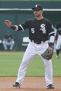 Yolmer Sánchez Venezuelan baseball player