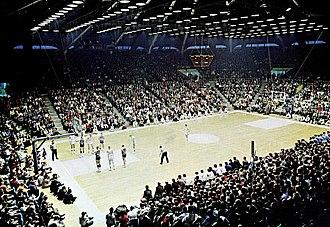 Carmichael Arena - Carmichael Auditorium, circa 1968