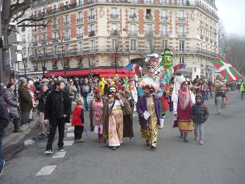 Carnaval em Paris