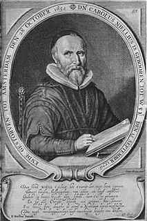 Carolus Niellius Dutch Remonstrant minister
