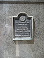 Carondelet 200 July 2009 Plaque National Register.JPG