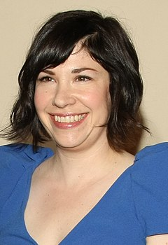 Carrie Brownstein ai Peabody Awards nel 2012