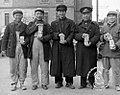 Carrying Cash in Republican China - Happy employees having just been paid.jpg