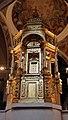 Castelfiorentino, san francesco, interno, altare maggiore 02 ciborio.jpg